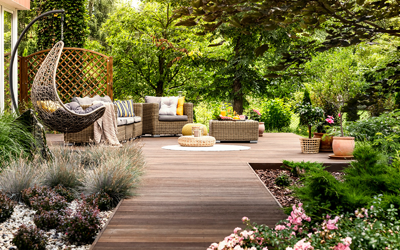 Decking and Landscaping in Bollington and Macclesfield